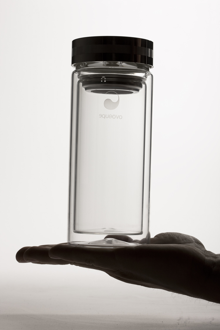 Glass Water Bottle Insulated Glass Water Bottles